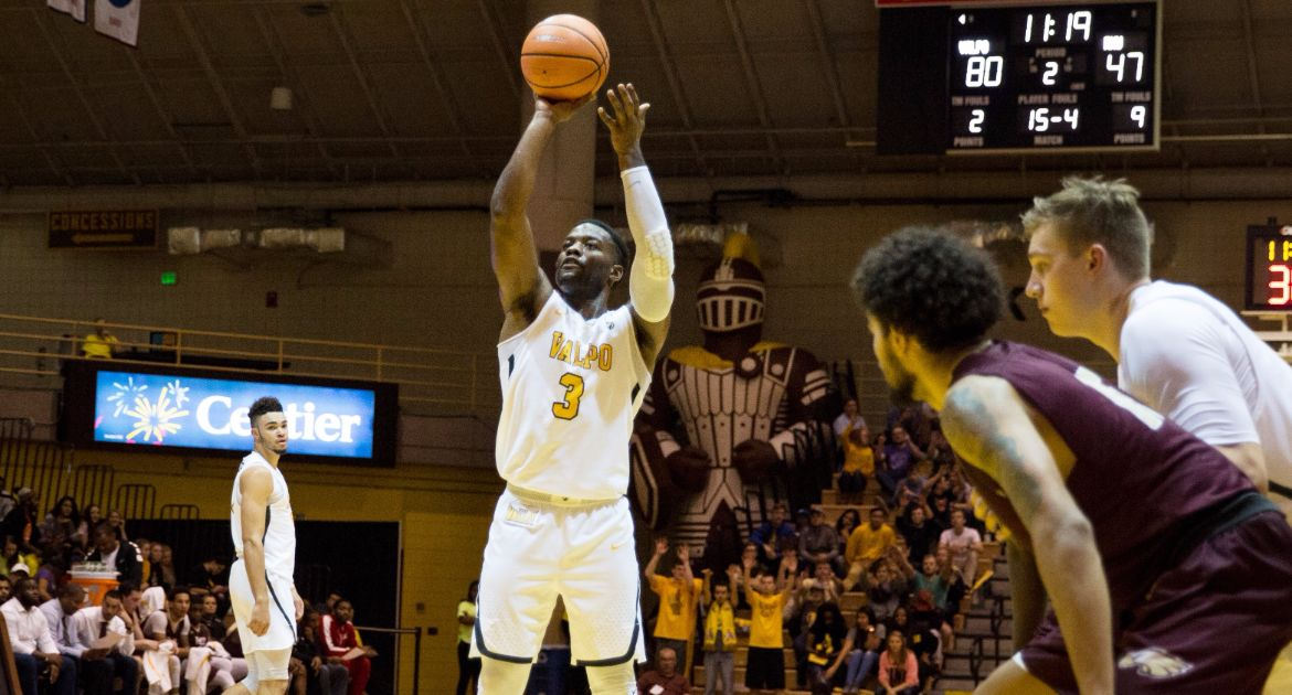 Valpo Men's Basketball Ready for Season Opener