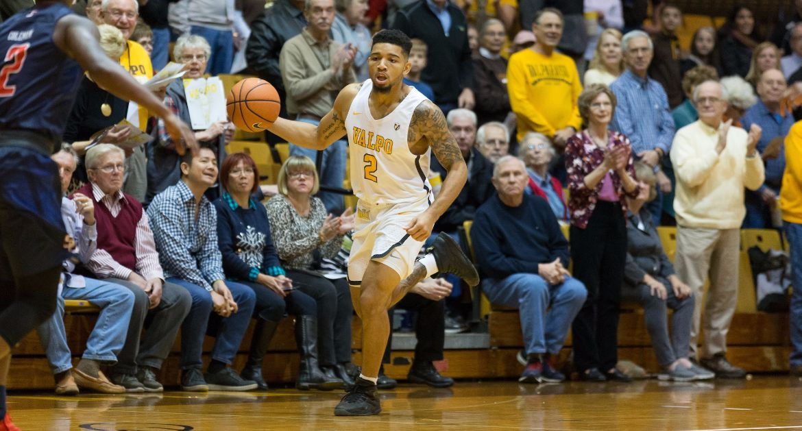 25 Points From Walker Not Enough For Men's Basketball Wednesday
