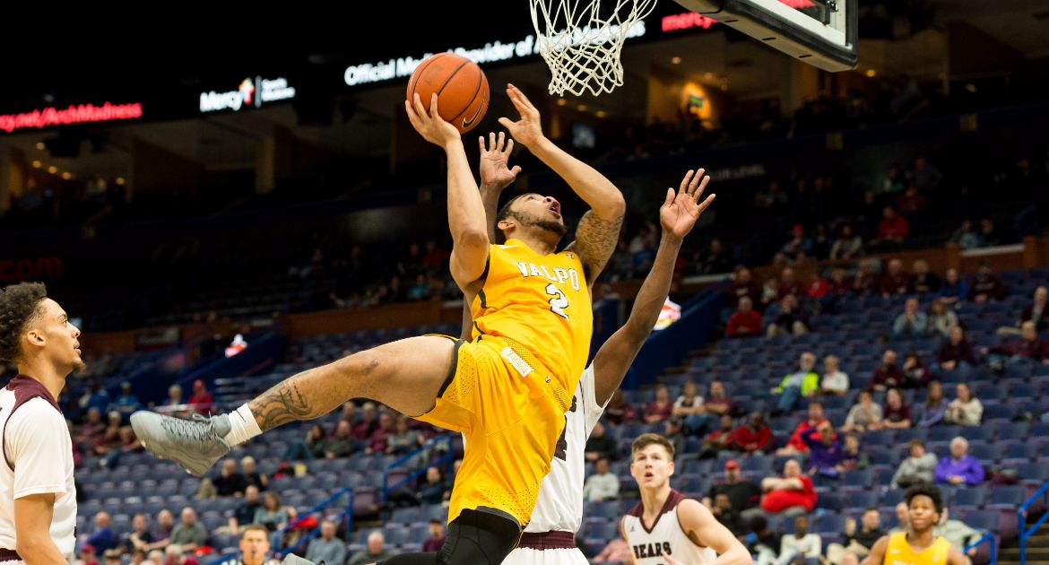 Crusaders Come Up Just Short In MVC Tournament Opener