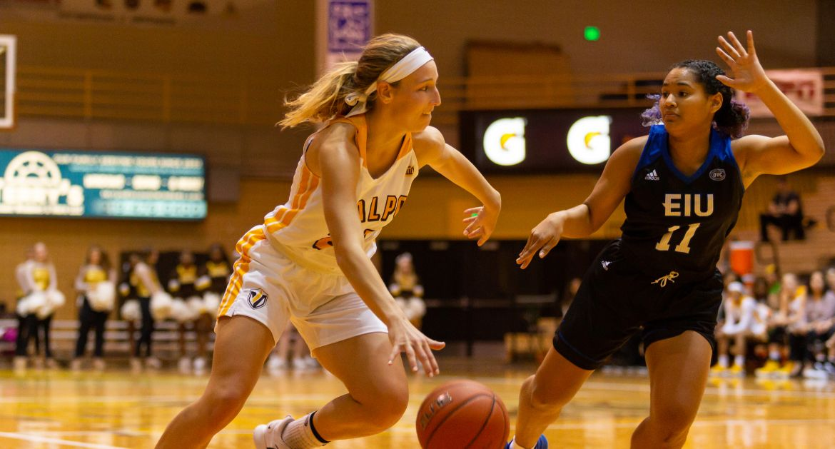 Hales' Banner Day Helps Valpo Past Eastern Illinois