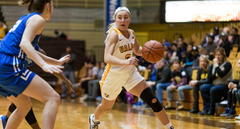 Women's Basketball Welcomes Evansville on Sunday