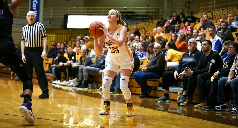 Women's Basketball Goes for Season Sweep of Evansville