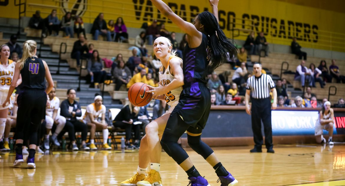 Women's Basketball Continues Hoosier State Swing on Sunday