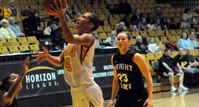 Valpo Opens Final Homestand with Win over Wright State