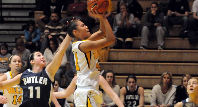 Crusaders Down Butler for First Horizon League Victory