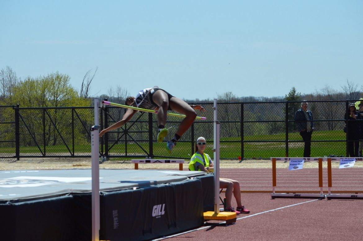 Taylor Clears Season High, Crusaders Sit in Second at League Outdoor Championship