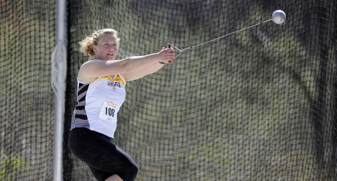 Drozdowski Named Athlete of the Year, Performer of the Meet on Final Day of League Championship
