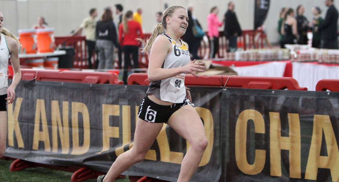 Track and Field Continues Busy Weekend