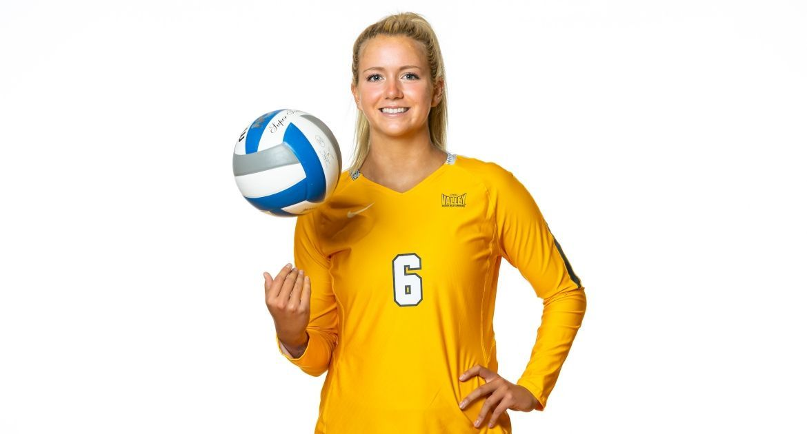 Volleyball Looks to Carry Momentum Into Toledo This Weekend