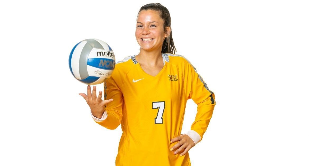 Volleyball Opens MVC Play on the Road