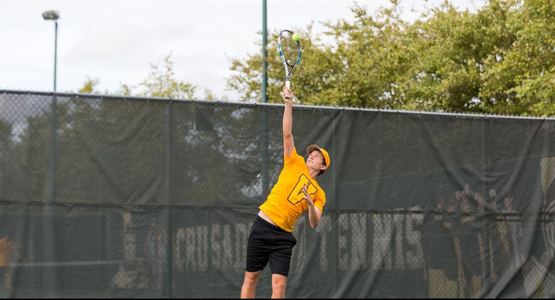 Men's Tennis Competes at ITA Midwest Regional