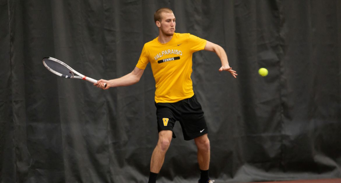Kissell, Carvajal Prevail in Singles against Marquette