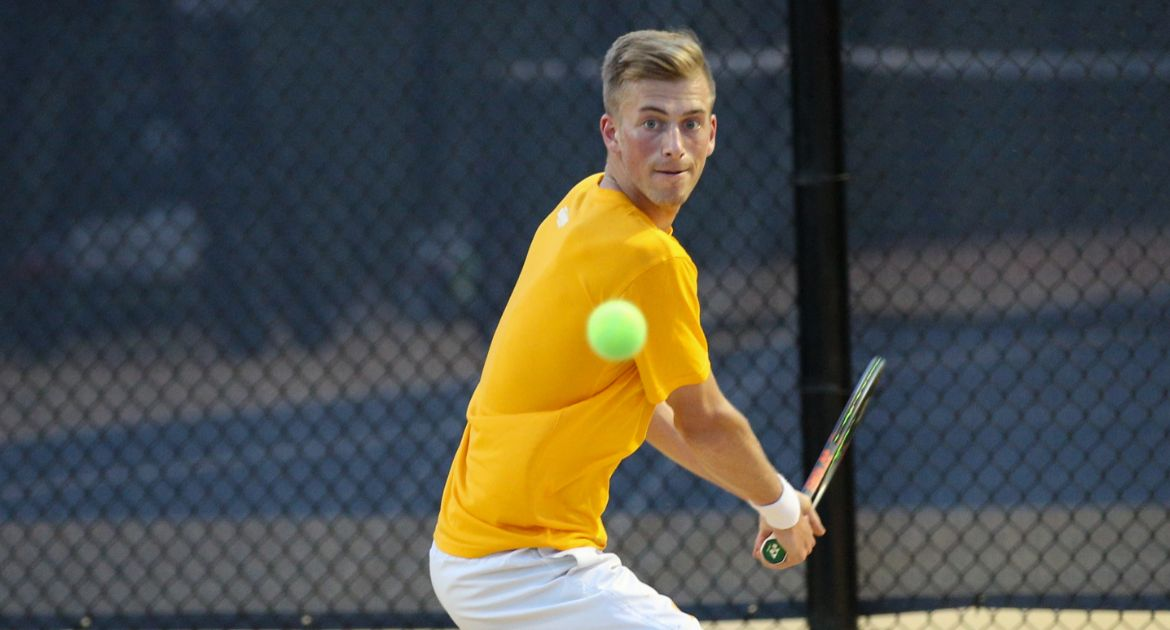 Men's Tennis Rounds Out Fifth Winning Season in Six Years on Friday