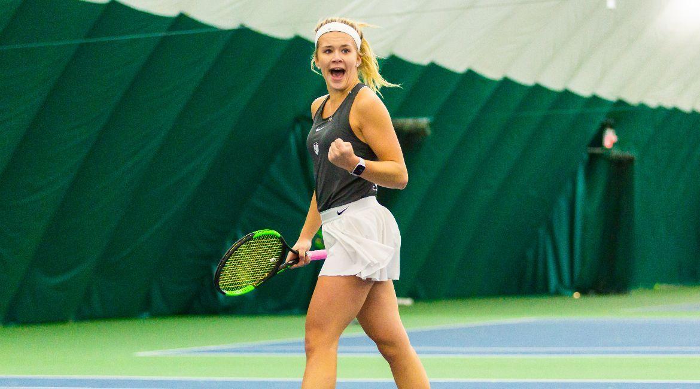 Valpo Women's Tennis Announces 2021 Spring Schedule