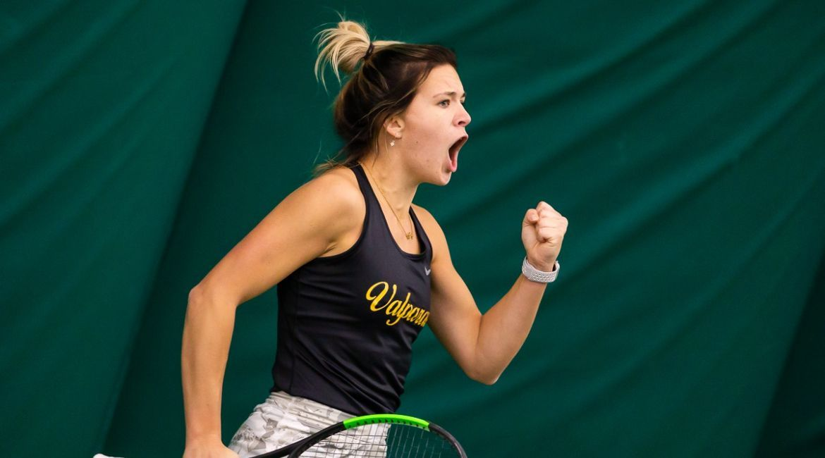 Women's Tennis Enters Win Column with Hard-Fought Victory over Ferris State