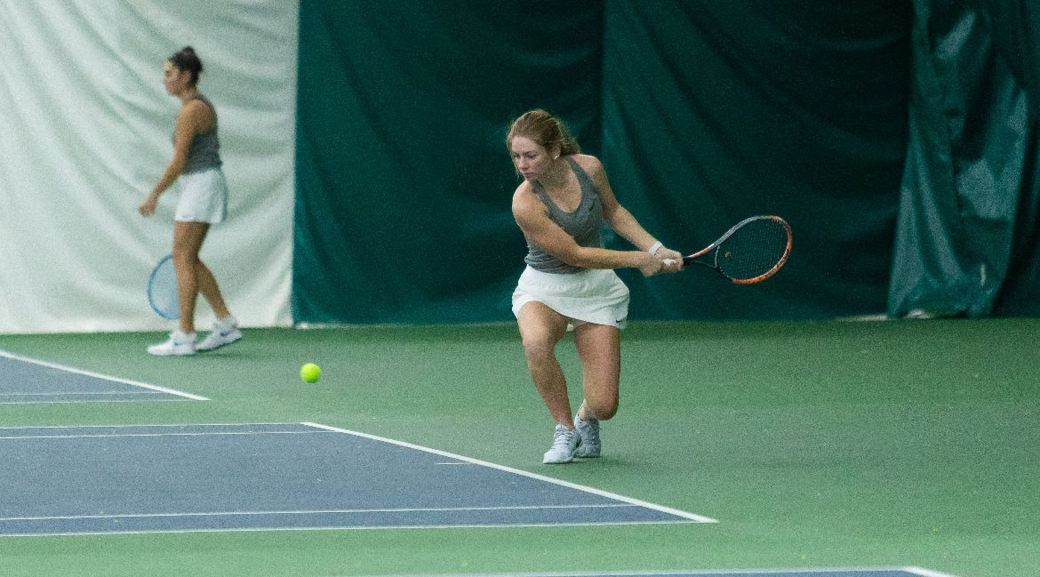 Women's Tennis Records Fourth Straight Victory