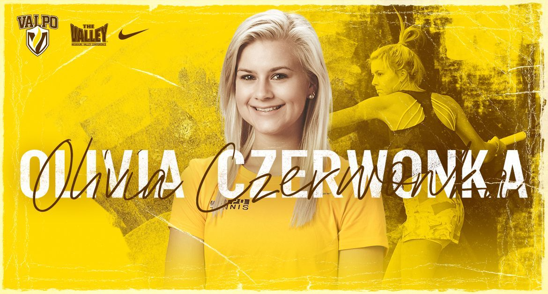 Olivia Czerwonka Named to MVC All-Select Team