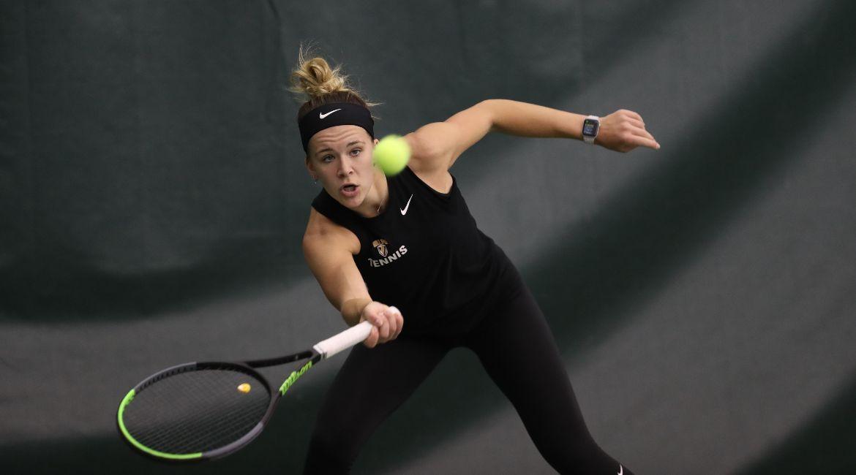 Women's Tennis Season Concludes Best Season in 14 Years