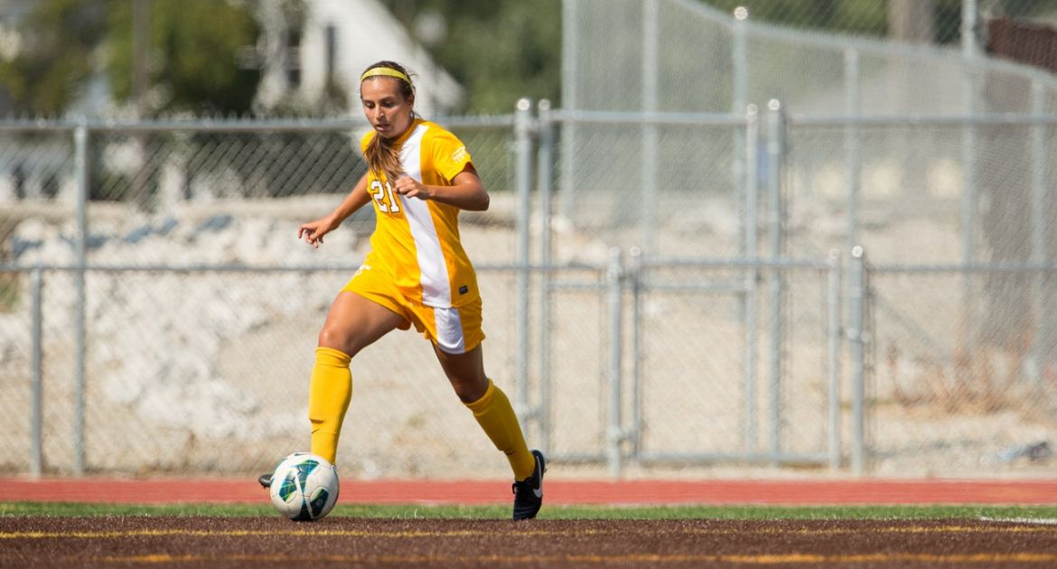 Women's Soccer Concludes Road Trip This Weekend