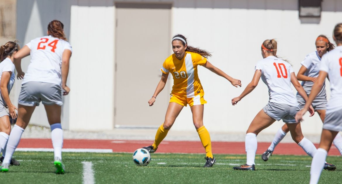 Valpo Women Fall in Extra Time at Detroit