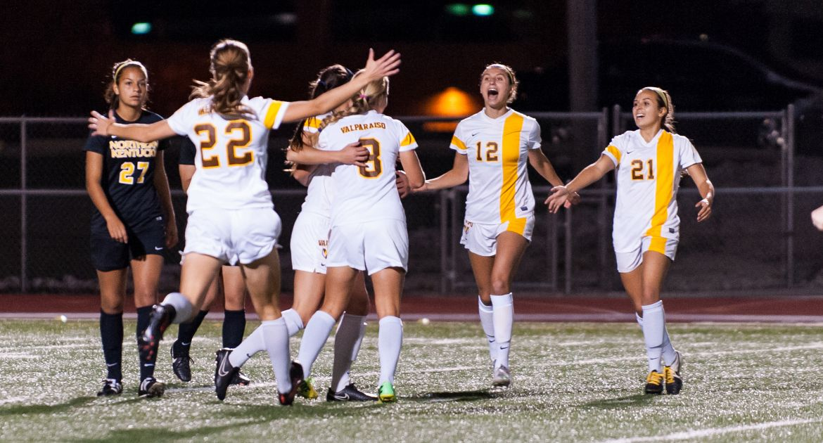 Women's Soccer Falls in Extra Time to Northern Kentucky