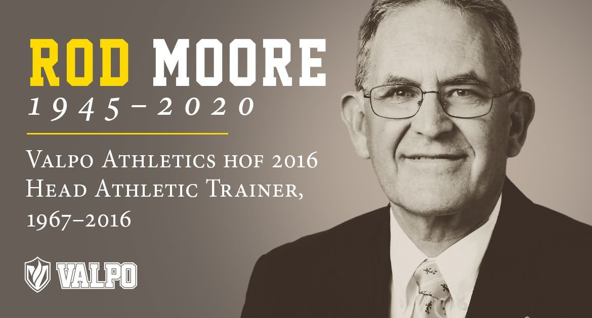 Valparaiso University Mourns the Loss of Rod Moore