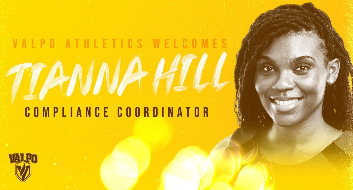 Valpo Athletics Welcomes Tianna Hill as Compliance Coordinator