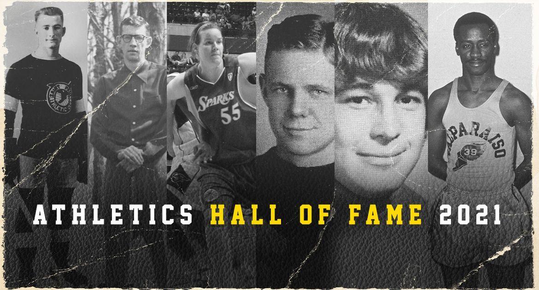 Valpo Athletics Announces Hall of Fame Class of 2021