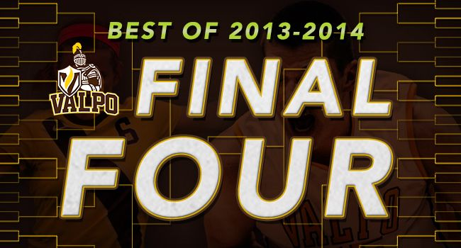 Volleyball vs. Men's Tennis Rounds Out Best of 2013-2014 Final Four