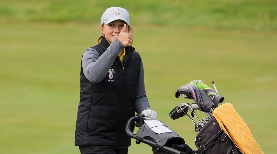 Valpo Women's Golf Prevails in Dual Match