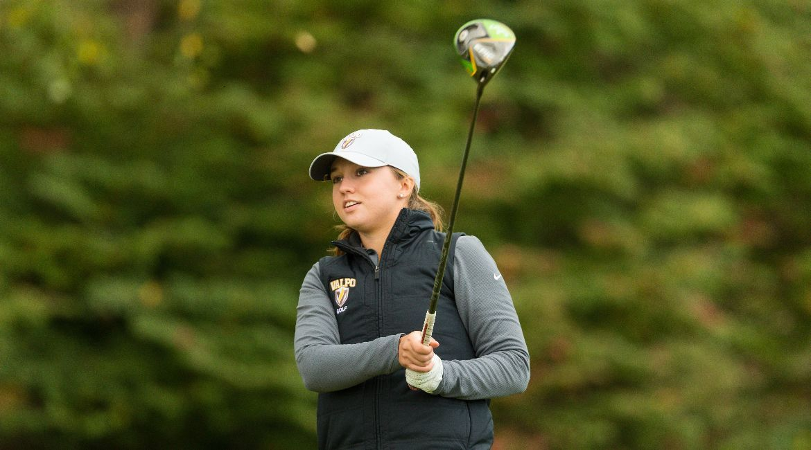 Women's Golf Wraps Up Play at MVC Championship