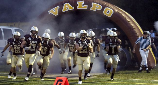 Valpo Set for Spring Football Practice