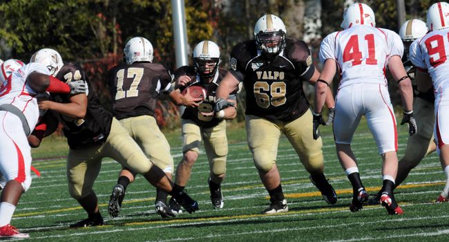 Four Crusaders Named to PFL All-Academic Team