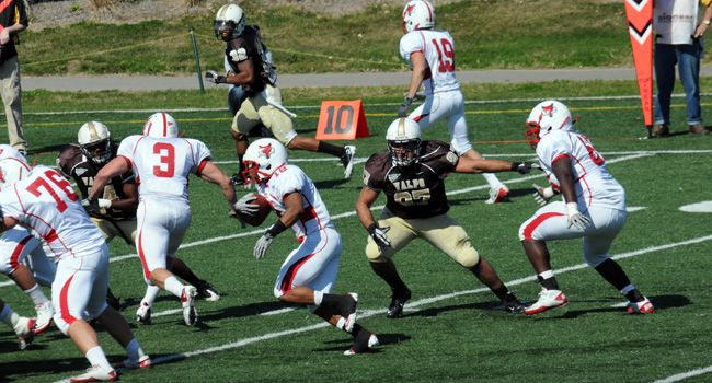 Football Travels to Campbell Saturday