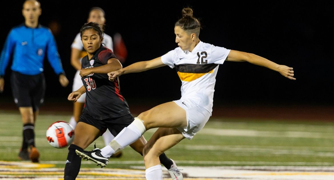 Soccer Sharp In 3-0 Win Over Chicago State