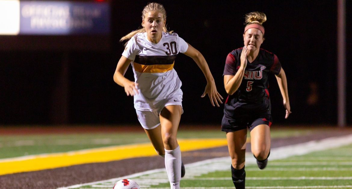 DuSatko Delivers Golden Goal as Soccer Wins at Indiana State