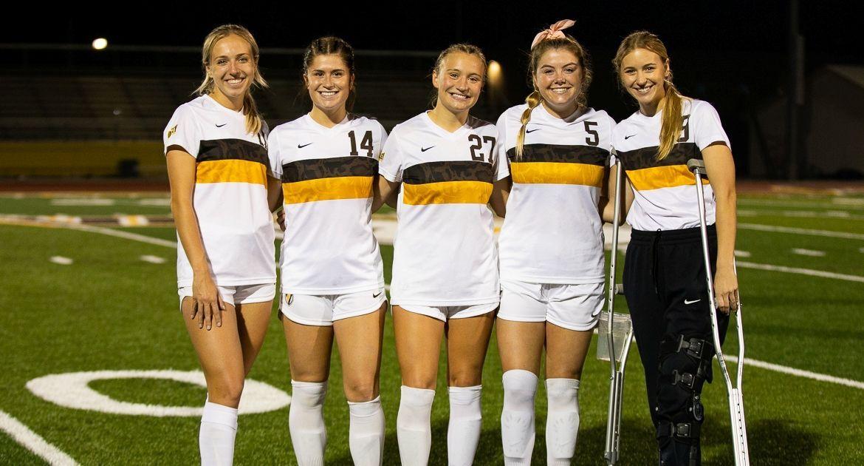 Soccer Earns Senior Night Victory at Brown Field Saturday