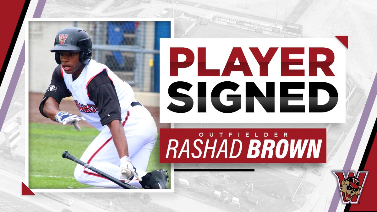 Fan Favorite Rashad Brown Returns for '20