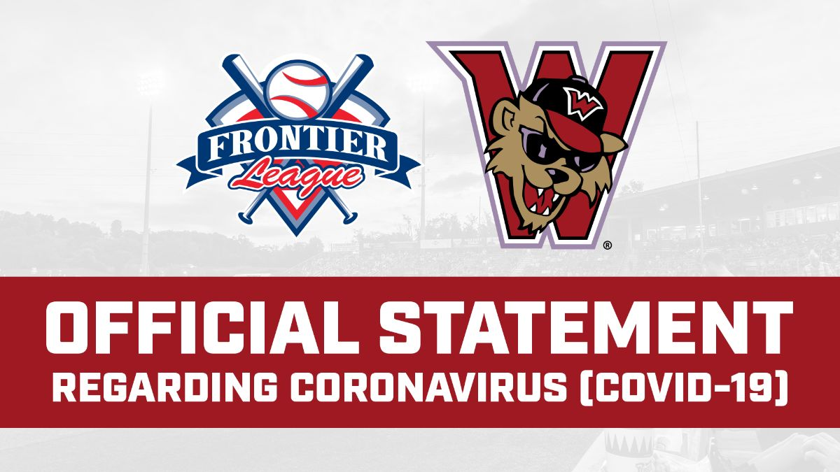 Frontier League Releases Statement Regarding COVID-19
