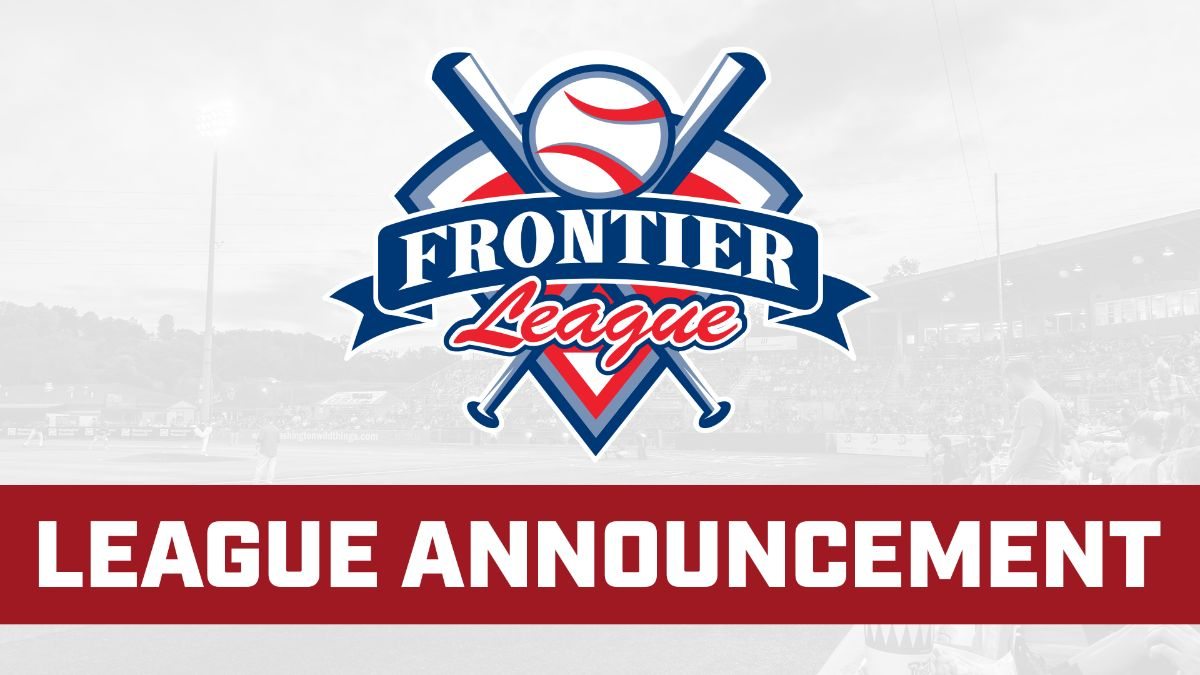 Frontier League Postpones Start of 2020 Season