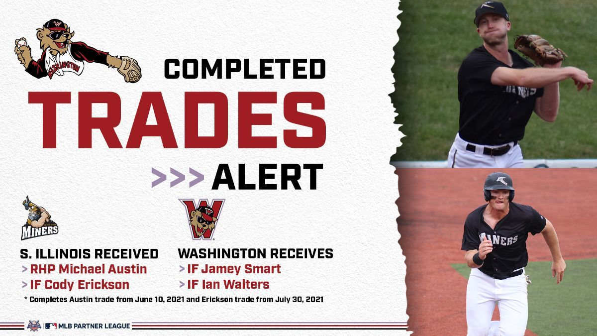 Washington Completes Two Trades With Southern Illinois