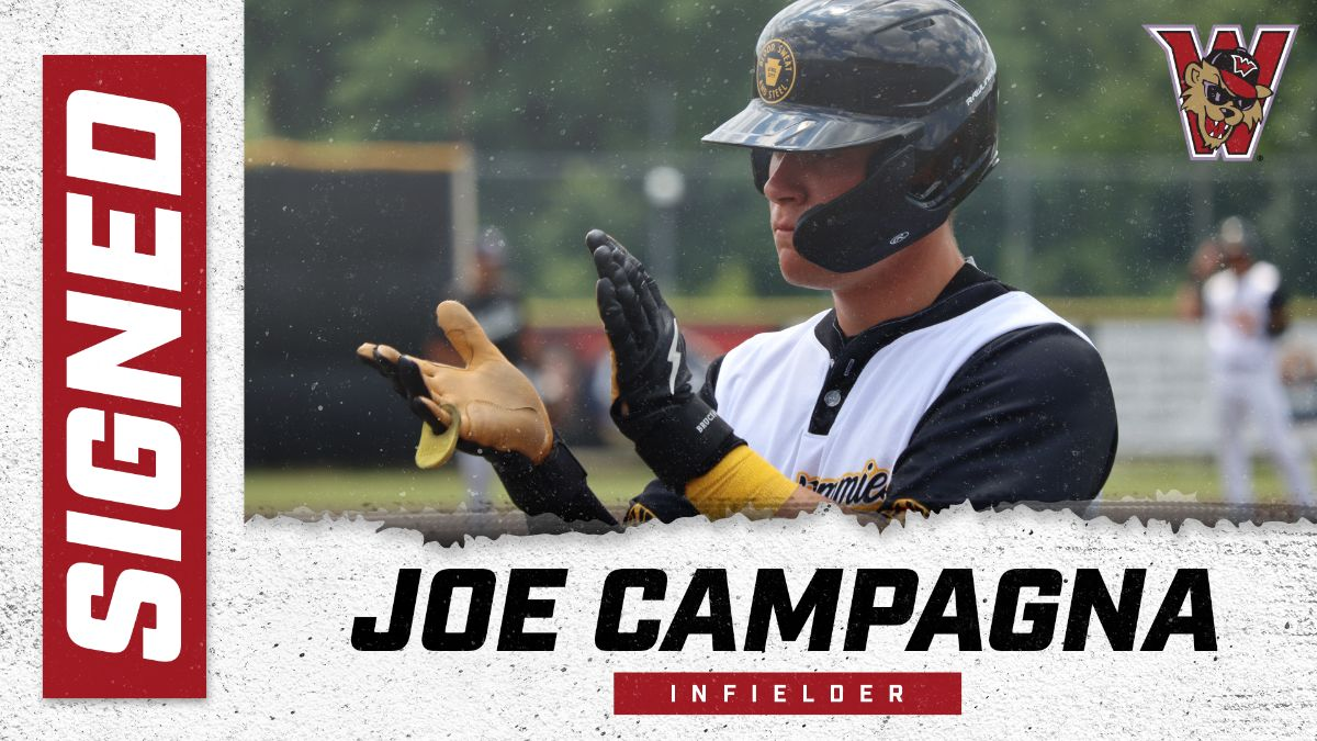 Joe Campagna Officially Signed by Wild Things