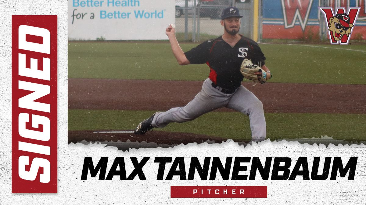 Max Tannenbaum Becomes Newest Wild Thing