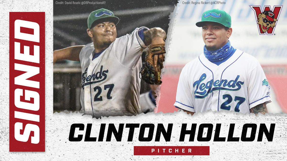RHP Clinton Hollon is Newest Wild Thing