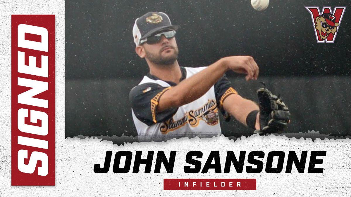 Infielder John Sansone Added to 2021 Roster