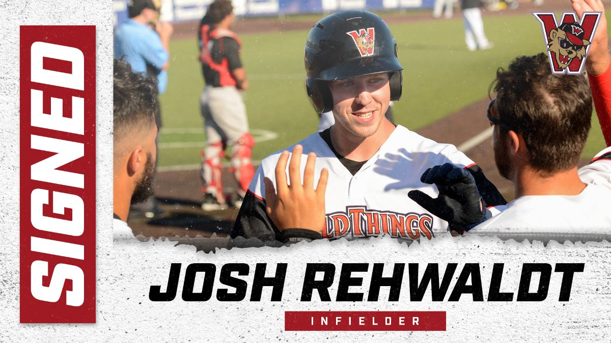 Josh Rehwaldt Extended Through 2021 by Wild Things