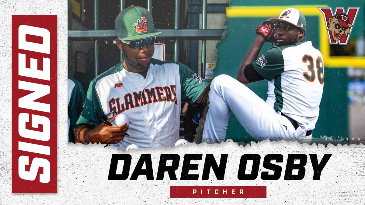Former Slammer, 2019 FL All Star Daren Osby Signs With Washington