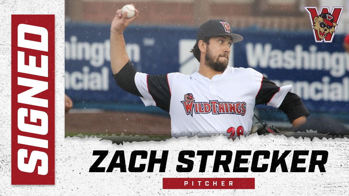 Franchise's All-Time Saves Leader Zach Strecker Returning