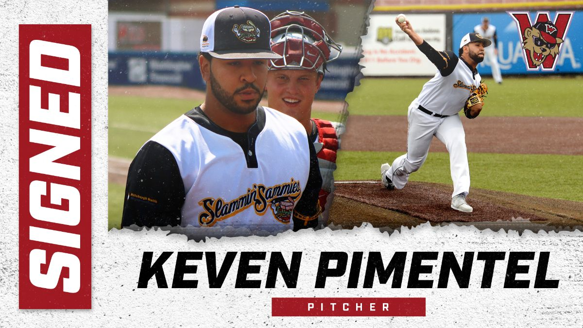 Keven Pimentel Extended Through 2021