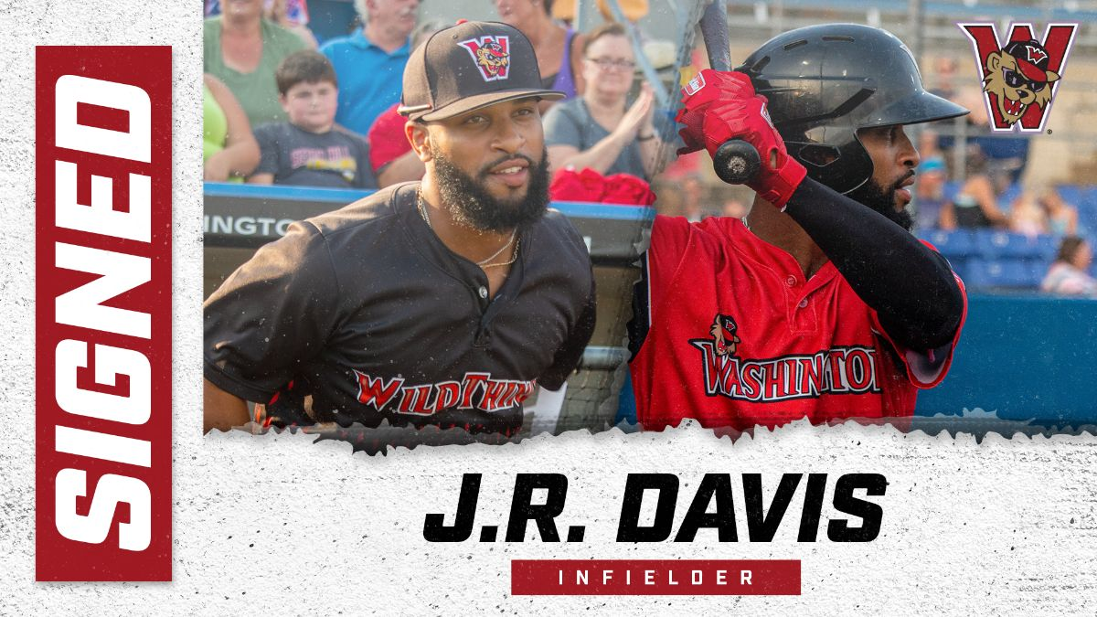 JR Davis Back After Joining Wild Things in 2019